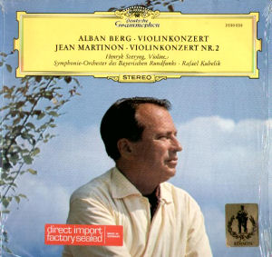 Kubelik - Szeryng - Berg Violin concerto