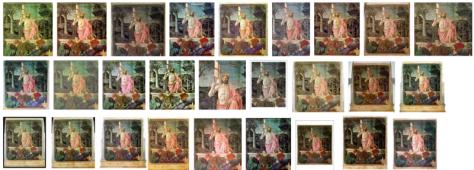 Quelques trahisons de la Résurrection de Pierro della Francesca