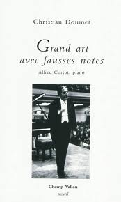 Grand art et fausses notes - Christian Doumet
