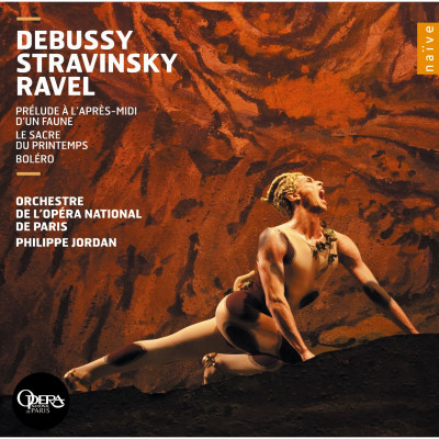 Debussy, Stravinsky, Ravel - Philippe Jordan