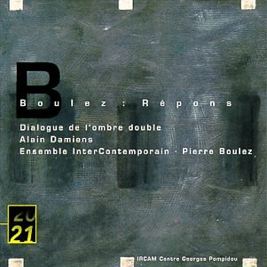 PIerre Boulez- Repons
