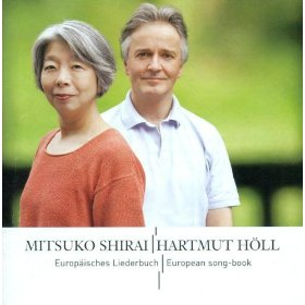 Mitsuko Shirai- Harmu Höll - European song-book