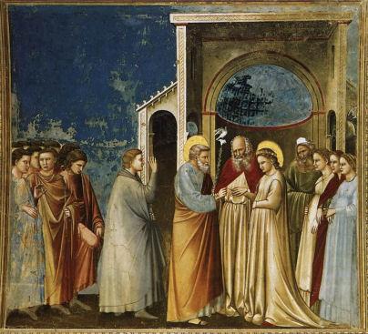 Giotto - Sposalizio