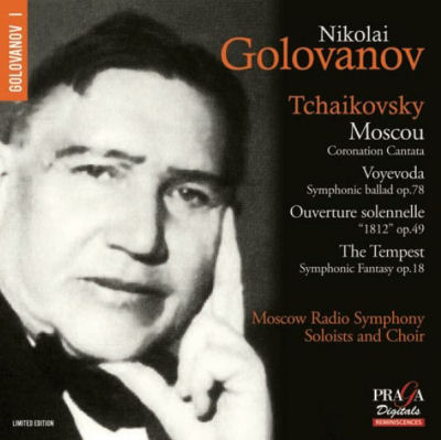 Golovanov conducts Tchaïkovski - Praga Digitals