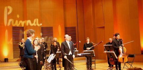 Orchestre des Pays de Savoie - Orchestre de chambre de Genève - Nicolas Chalvin