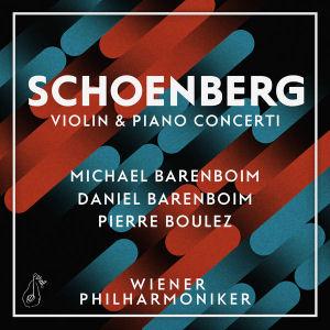 Schonberg Piano concerto - Boulez - Barenboïm