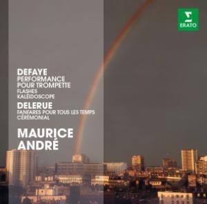 Maurice André - Jean-Michel Defaye - Georges Delerue