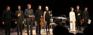 Pascal Gallois - International Contemporary Ensemble - Katalin Károlyi