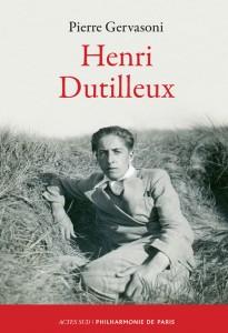 Henri Dutilleux-Pierre Gervasoni