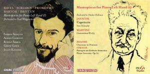 Masterpieces for left hand - Paull Wittgenstein - Victor Holmann