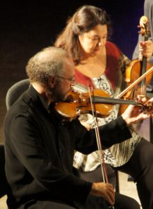 Kolja Blacher at the 19th Jerusalem Chamber Music Festival