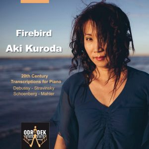 Aki Kuroda plays 20th Century transcriptions