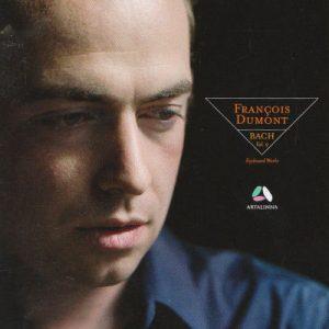 François Dumont à Gaveau - Disque Bach