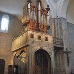L'Orgue de l'église de Saint-Savin-en-Lavedan