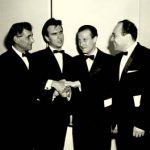 With Bernstein & Abbado