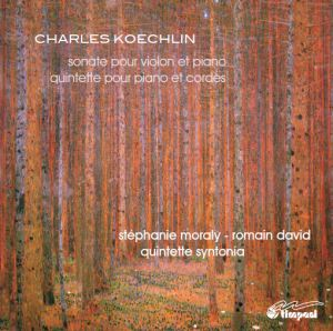 Charles Koechlin par le quintette Syntonia