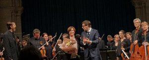 Vincent Bouchot, Edith canat de Chizy et Adrien Perruchon