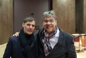 Régis Campo et Éric Tanguy