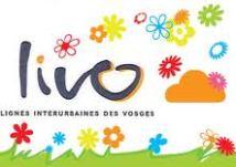 Lignes interurbaines des Vosges LIVO