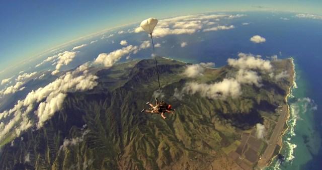 Skydive Oahu