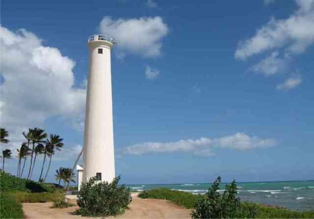Oahu Lighthouse