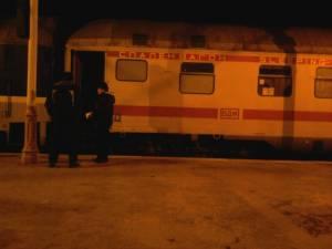 Night Train Istanbul to Bulgaria