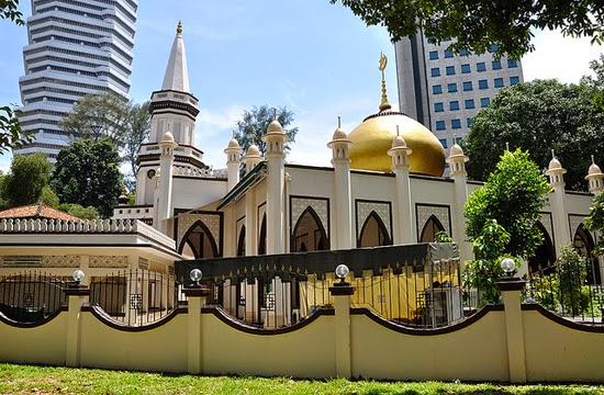 Hallaj Fatima Mosque