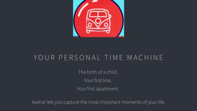Iwahai Time Machine