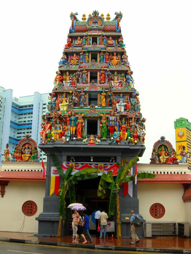 Sri Mariammamn Temple singapore