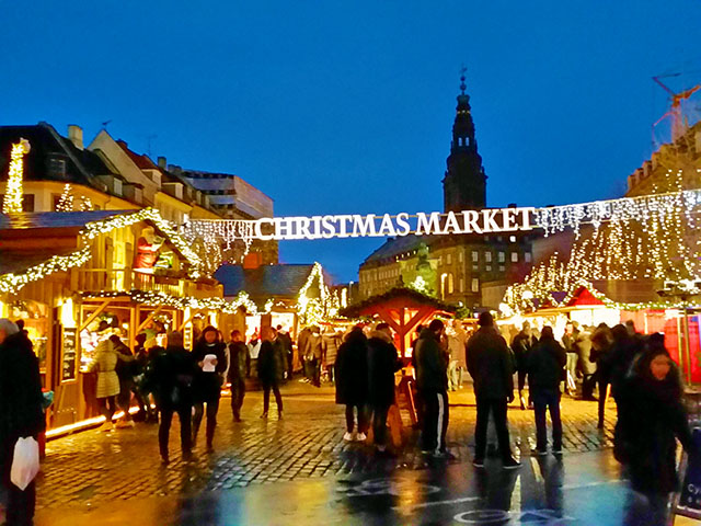 Christmas in Denmark