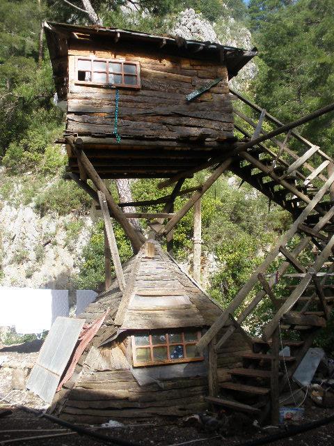 Turkey Treehouse Hostel