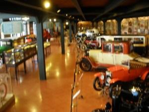 Rahmi Transport Museum
