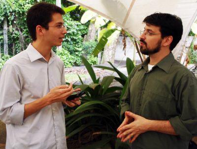 Arthur Protasio e Guilherme Xavier