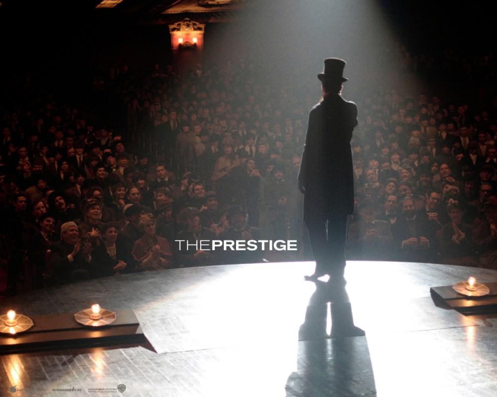 El Gran Truco (The Prestige) (2/4)