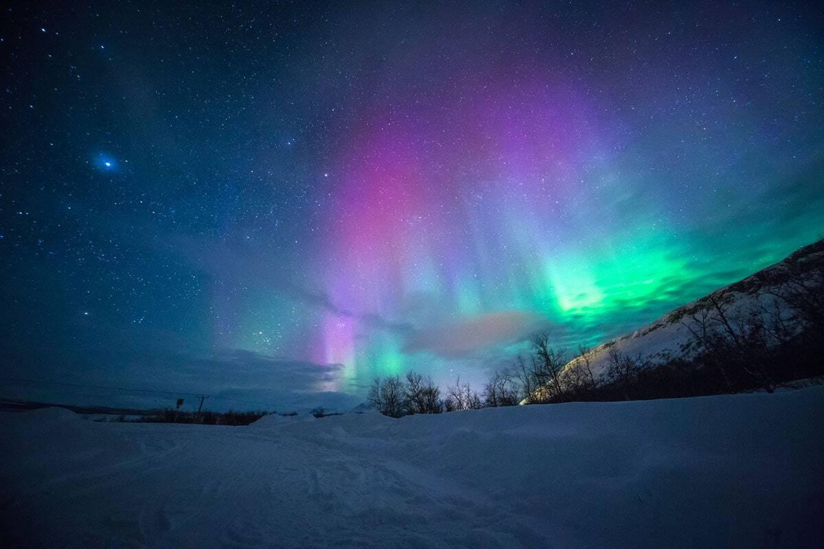 Northern Lights Forecast Europe