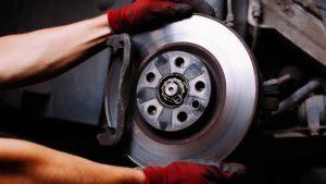 Brake pads and disks