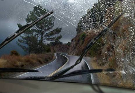 driving tips wipers