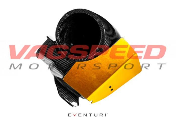 Supra A90 – Sistema de admisión de carbono Eventuri