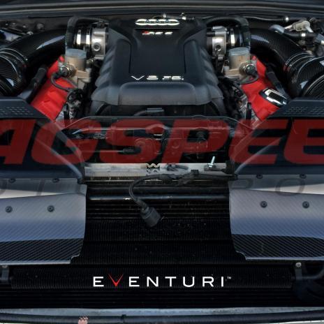 Audi RS4/RS5 B8 – Sistema de admisión de carbono Eventuri