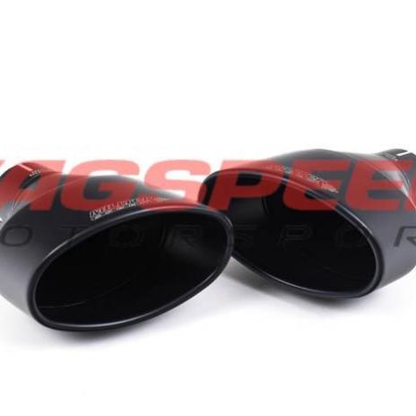 Catback Milltek RS3 8V Cerakote black