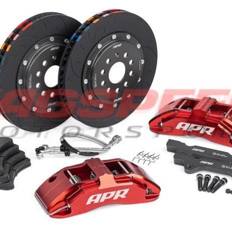 Big brake kit 6 pistones APR – 350X34MM 2 PIEZAS (MQB 312MM)
