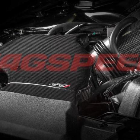 Audi B8 6/8 CIL – Sistema de admisión cerrada de carbono APR