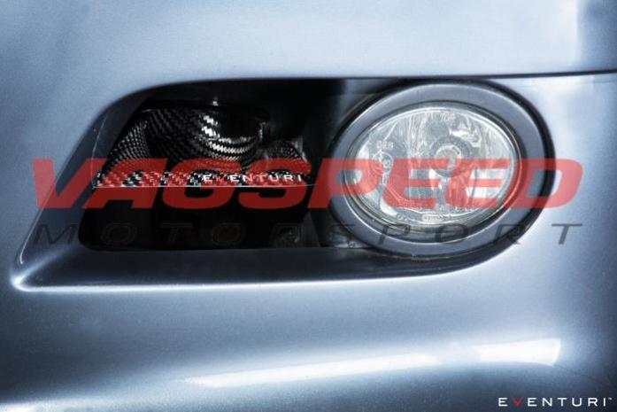 BMW M3 E46 – Sistema de admisión Eventuri