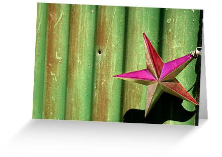 card_pink christmas