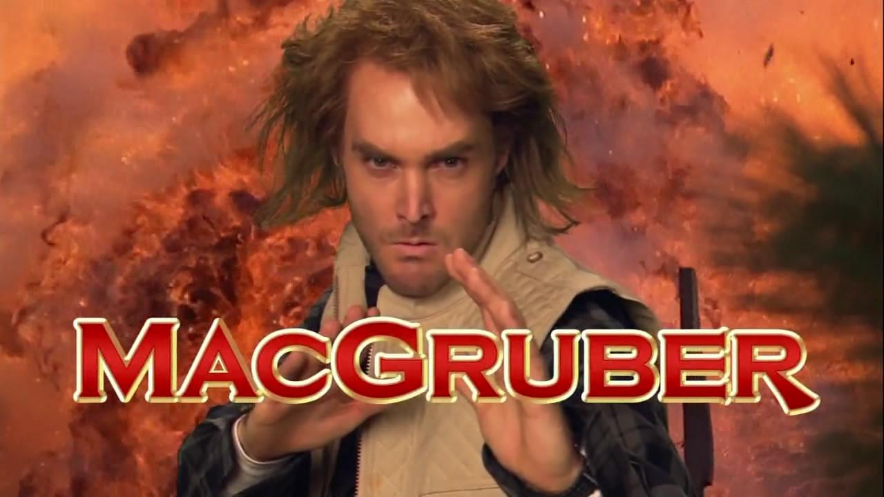 Best of macgruber