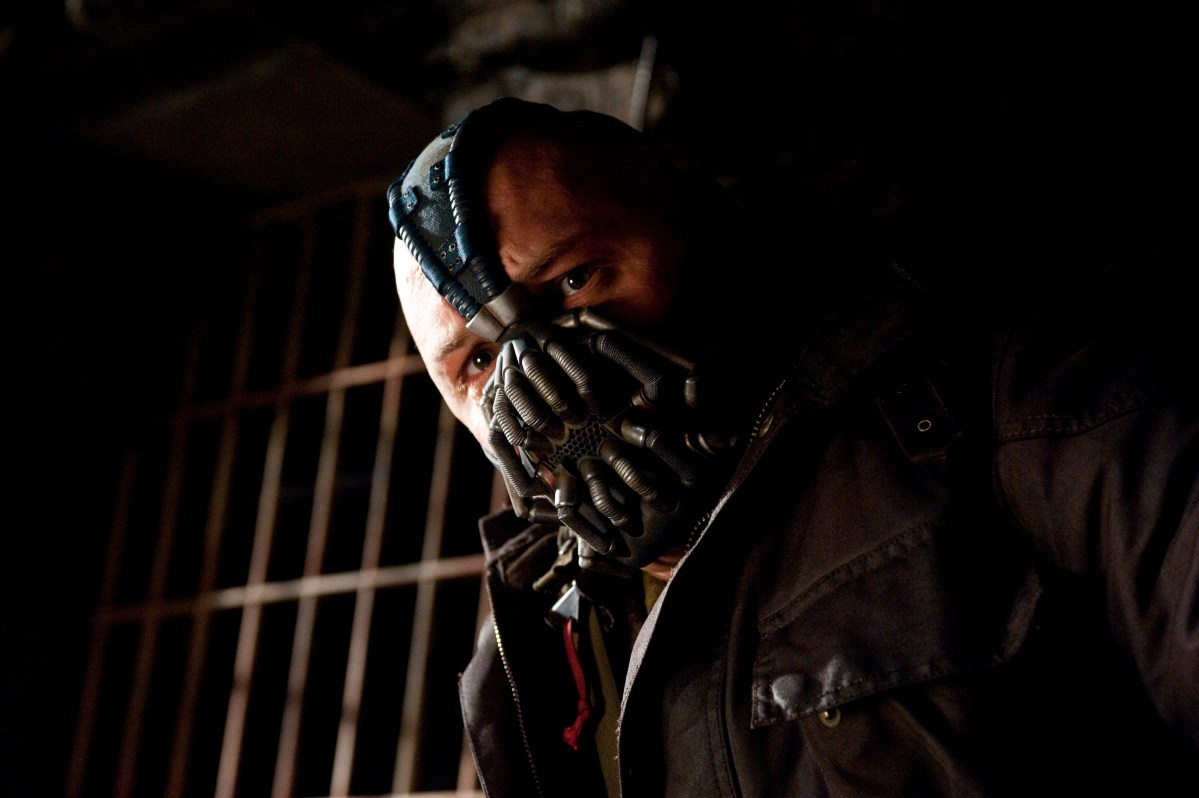 Why I Wear the Mask: Tom Hardy's Performances of Limitation