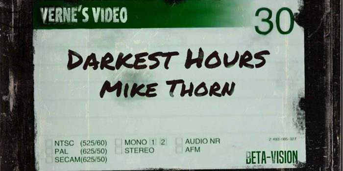 Devious Dialogues: An Interview with 'Darkest Hours' Author Mike Thorn
