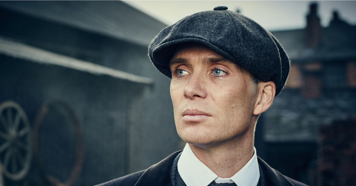 In Conversation: Cillian Murphy from 'Kitten' Braden to Tommy Shelby
