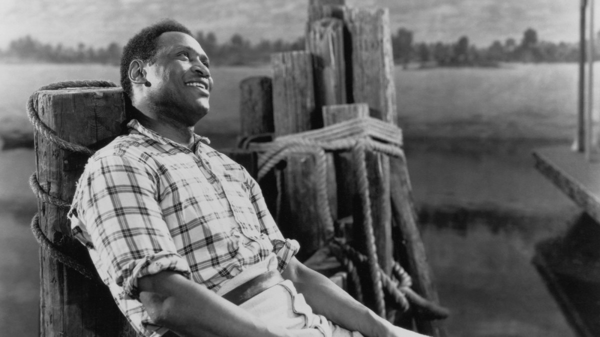 Vague Visages Is FilmStruck: Marshall Shaffer on Paul Robeson