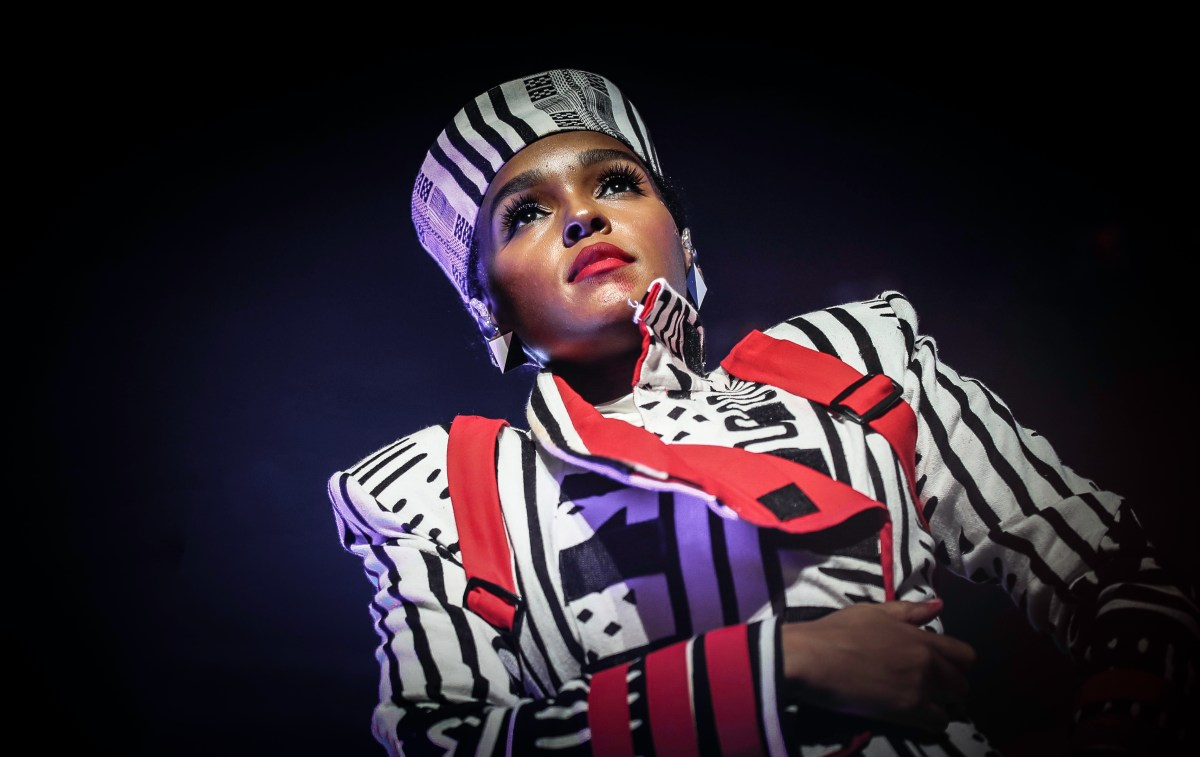 Photo Essay by Andy Witchger: Janelle Monáe's Dirty Computer Tour at Minneapolis' State Theatre